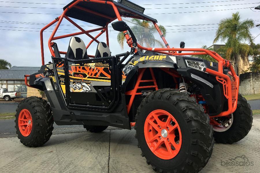 2017 Synergy Spider 400-OAG-AD-16104126 - bikesales com au