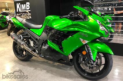 2012 Kawasaki Ninja ZX-14R ABS (ZX1400)
