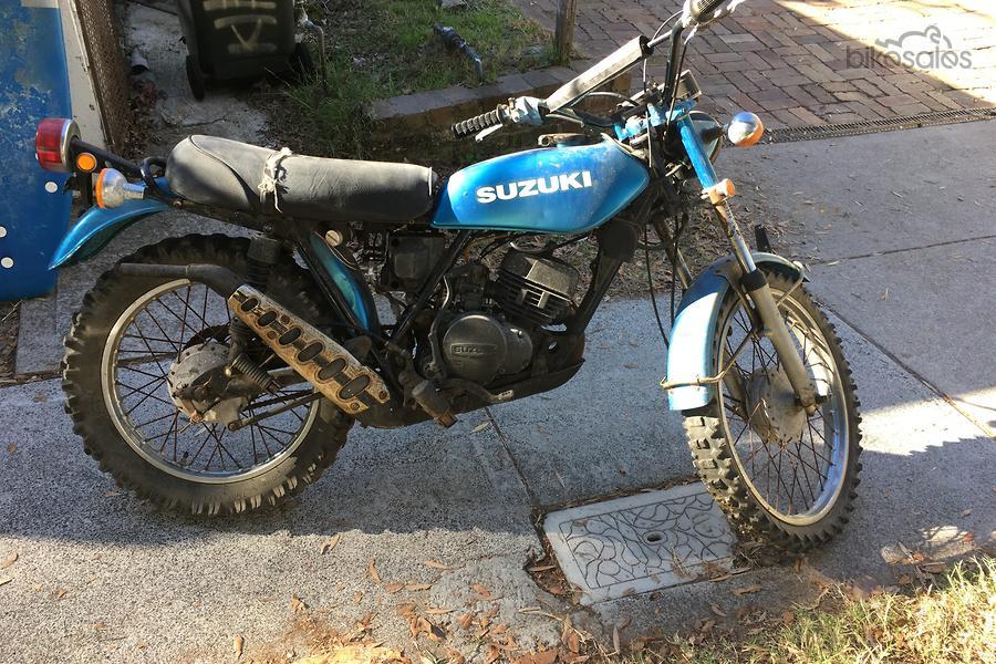 1974 Suzuki TS 125-SSE-AD-6174984 - bikesales com au