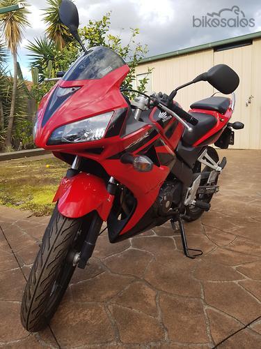 Honda CBR125R - www bikesales com au