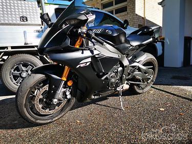 2019 Yamaha YZF-R1 review - www bikesales com au