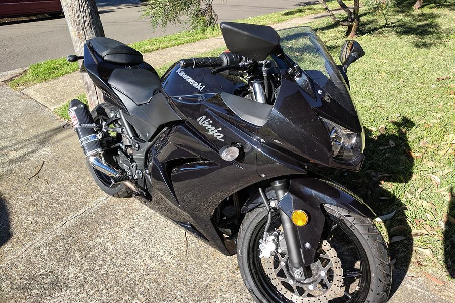 2012 Kawasaki Ninja 250R (EX250J)-SSE-AD-6197886 - bikesales com au
