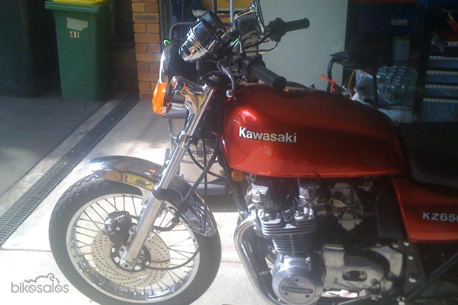 1976 Kz650 For Sale