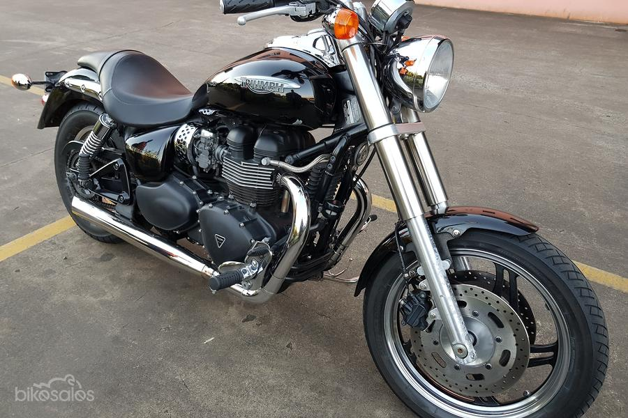 2007 Triumph Speedmaster 865-SSE-AD-5504631 - bikesales com au