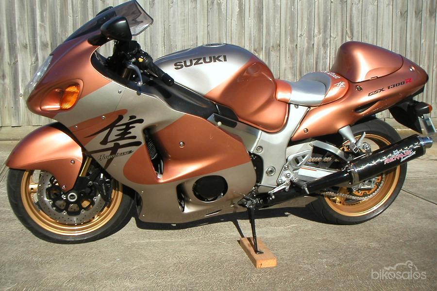 1999 Suzuki Hayabusa GSX1300R Bike For Sale