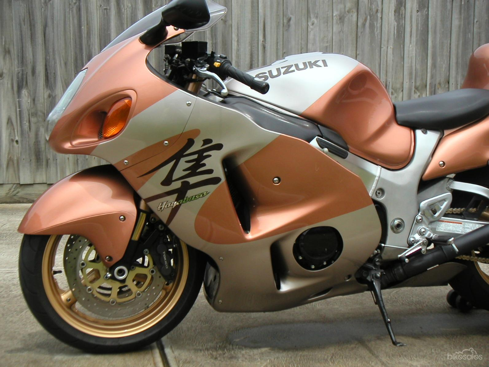 1999 Suzuki Hayabusa (GSX1300R)-SSE-AD-4599726 - bikesales