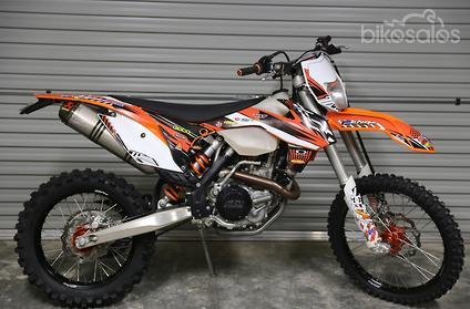 2013 KTM 500 EXC MY14