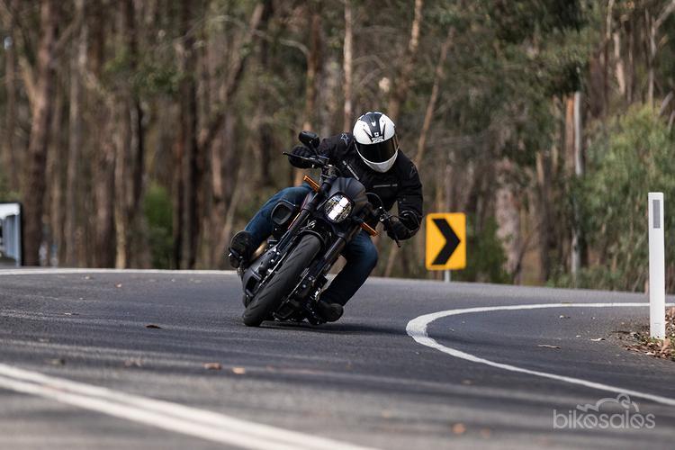 Harley Editorial Story