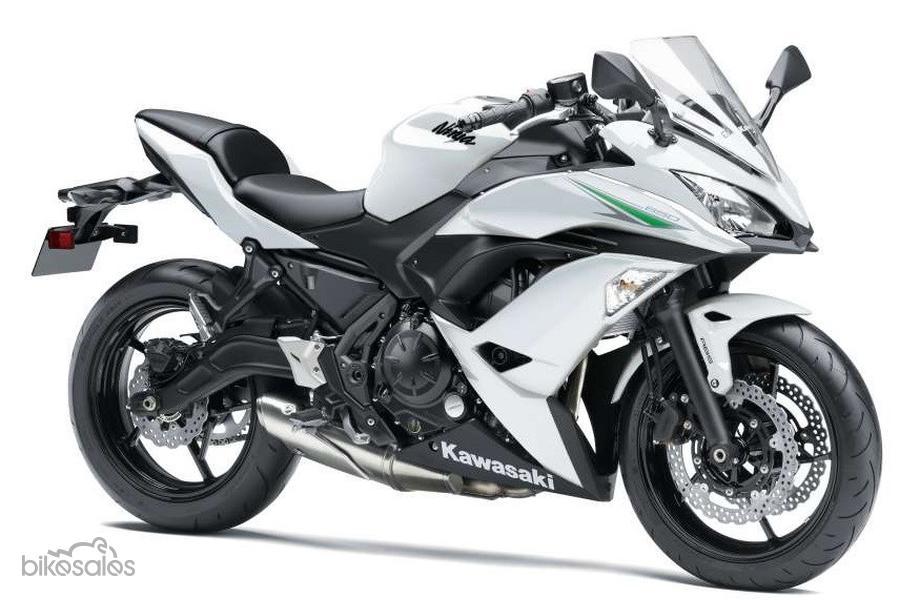 2017 Kawasaki Ninja 650 Abs Shrm Ad 460218 Bikesalescomau