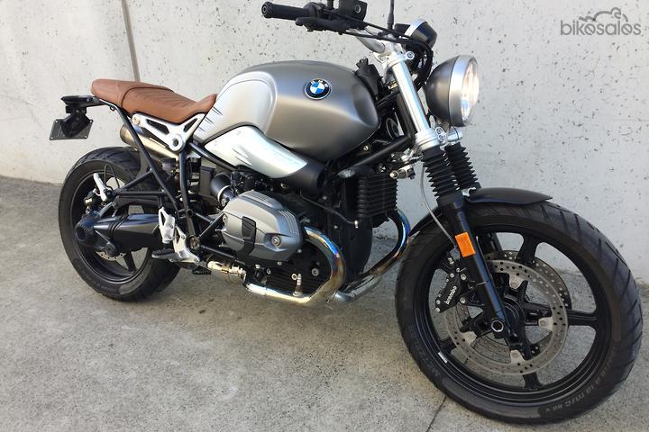 BMW R nine T Scrambler Motorcycles for Sale in Australia - bikesales