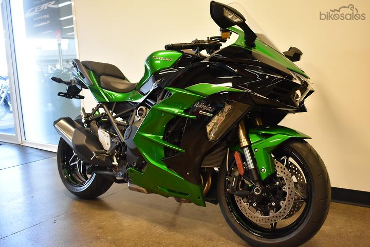 New Kawasaki Motorcycles for Sale in Australia - bikesales