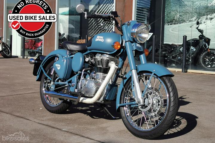 Royal Enfield Motorcycles for Sale in Australia - bikesales com au