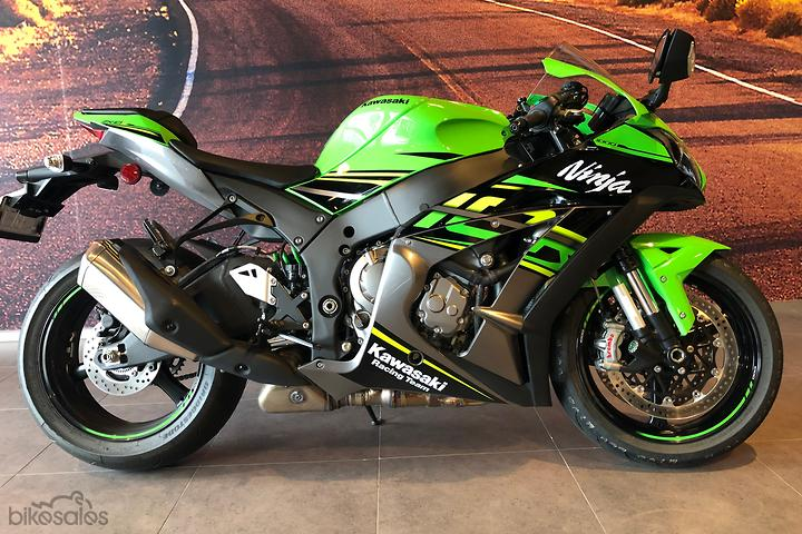 New Kawasaki Motorcycles for Sale in South Australia