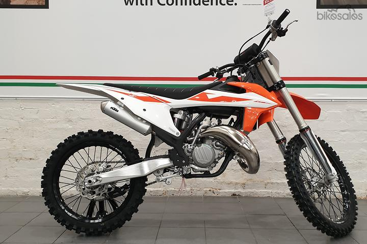 KTM 125 SX Motocross 2 Stroke Dirt Bikes for Sale in