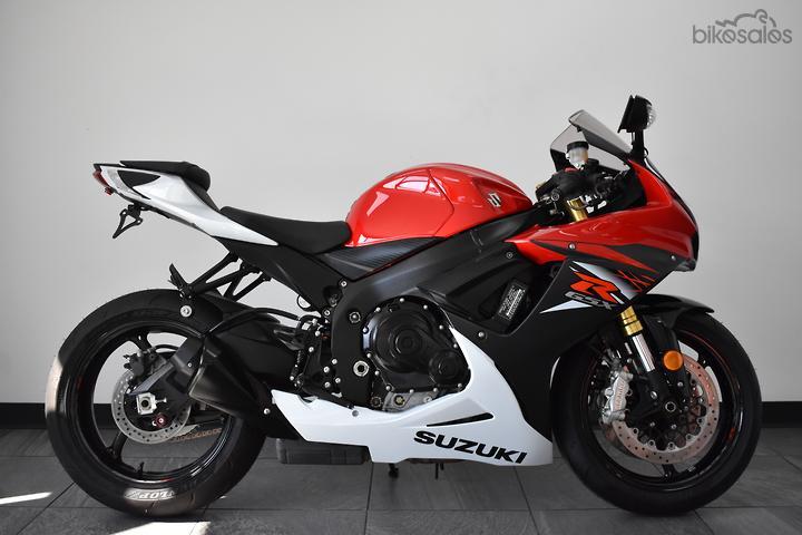 Suzuki GSX-R750 Motorcycles for Sale in Australia