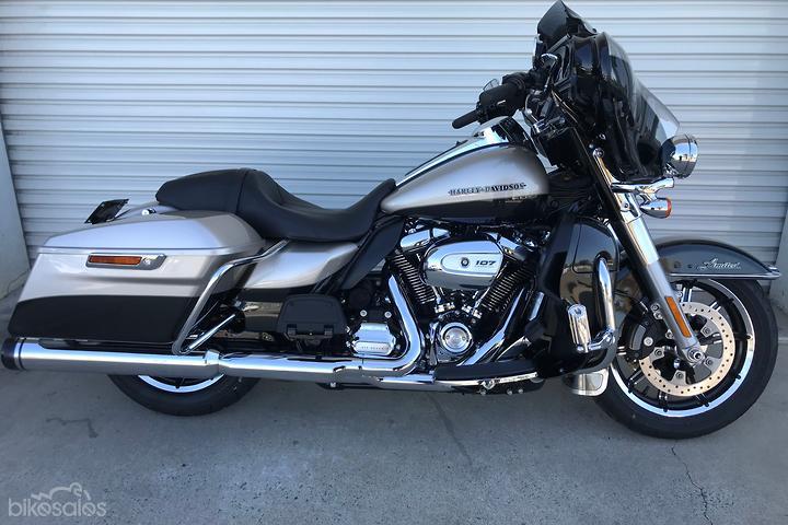 Harley-Davidson Street Glide 107 (FLHX) Motorcycles for Sale