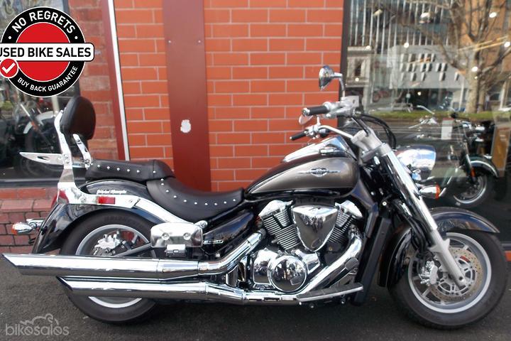 Suzuki Boulevard Motorcycles for Sale in Australia
