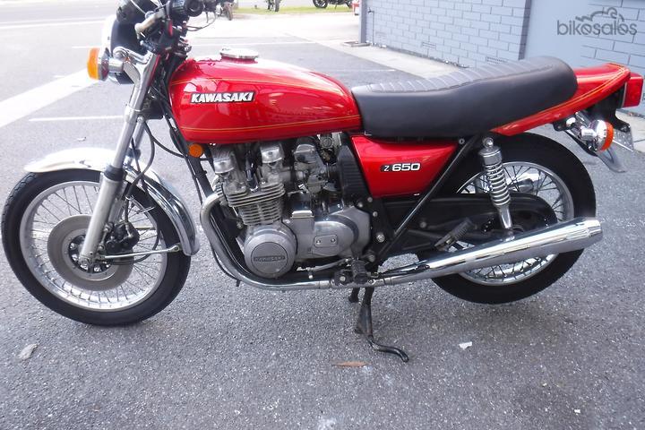 Kawasaki Z650 B (KZ650) Motorcycles for Sale in Australia