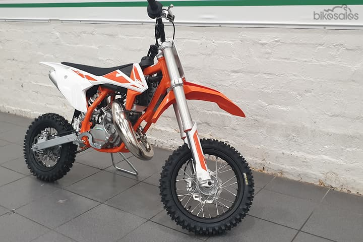 New KTM 50 SX Motorcycles for Sale in Australia - bikesales