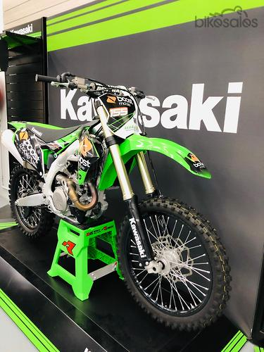 2018 Kx 350 2 Stroke