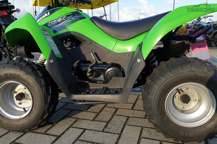 Kawasaki Motorcycles with Automatic Transmission for Sale in