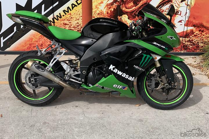 Used Kawasaki Ninja ZX-10R Motorcycles for Sale in Australia