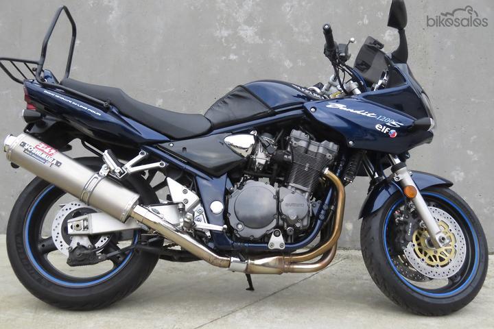 Suzuki Bandit Motorcycles for Sale in Australia - bikesales com au