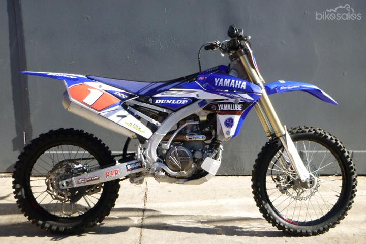 Used Yamaha YZ450F Motorcycles for Sale in Australia - bikesales com au