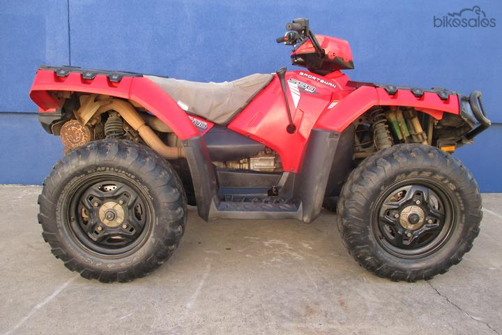 Used Polaris ATV & Quad Bikes for Sale in Australia