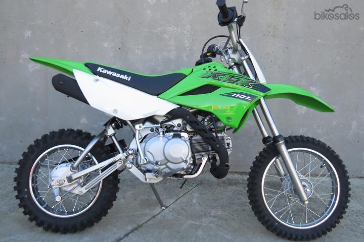 Kawasaki KLX110L Motorcycles for Sale in Australia