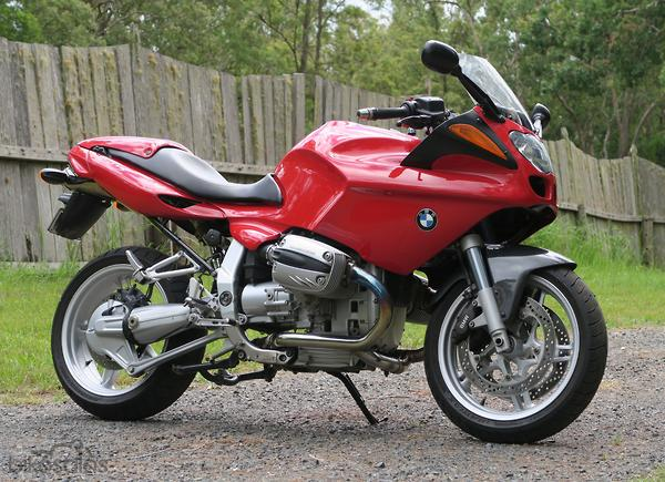Bmw R 1100 S Motorcycles With Shaft Drive Type For Sale In Australia