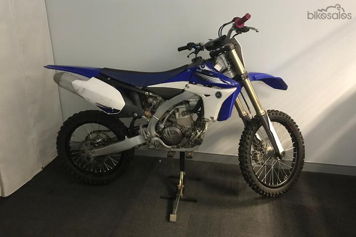 Used 2012 Yamaha YZ450F Motorcycles for Sale in Australia