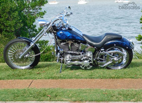 1994 Harley Davidson Softail Custom 1340 FXSTC