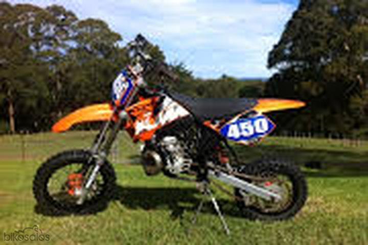 Used KTM 50 SX Motorcycles for Sale in Australia - bikesales