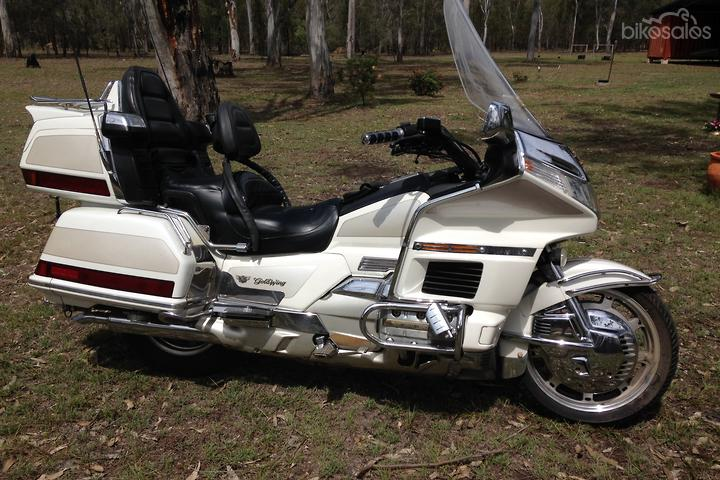 Honda GoldWing SE (GL1500) Motorcycles for Sale in Australia