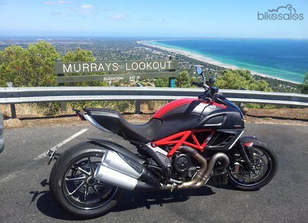 Ducati Diavel Carbon Abs Red Motorcycles For Sale In Australia