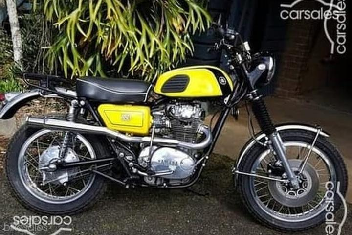 Used Yamaha XS650 Motorcycles for Sale in Australia