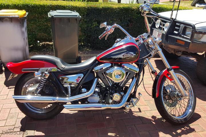 Harley-Davidson FXR Motorcycles for Sale in Australia