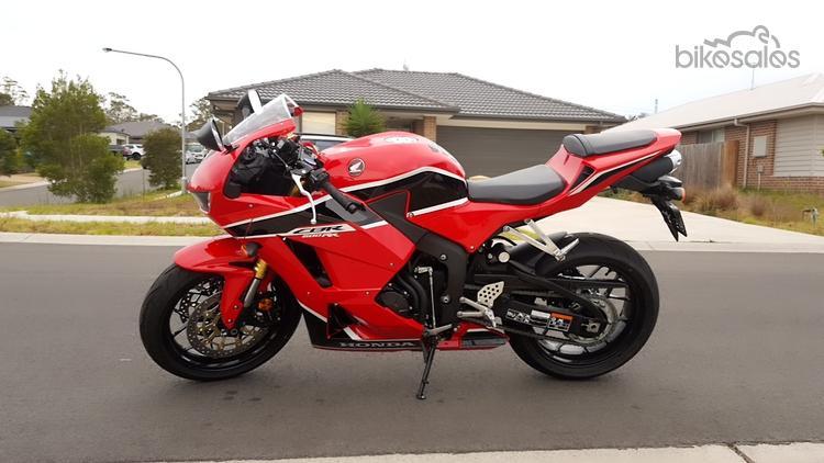 Honda Cbr600rr Motorcycles For Sale In Australia Bikesalescomau