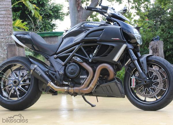 Ducati Diavel Carbon Motorcycles For Sale In Australia Bikesales