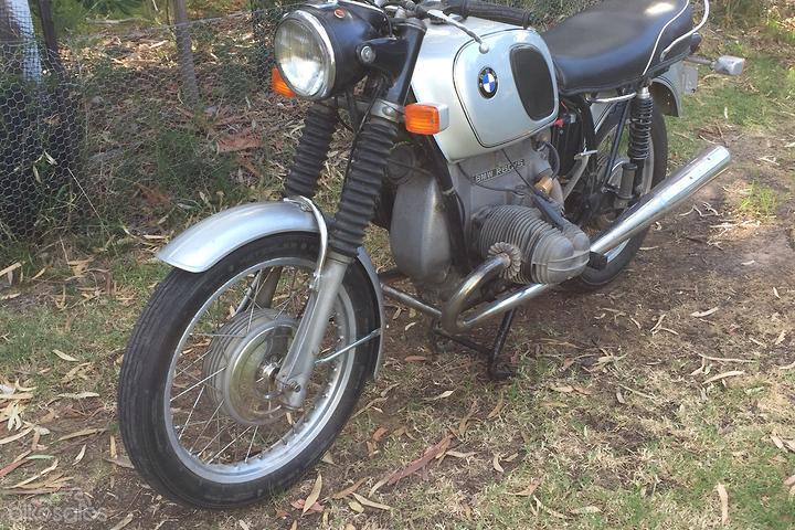 1969 BMW R 60