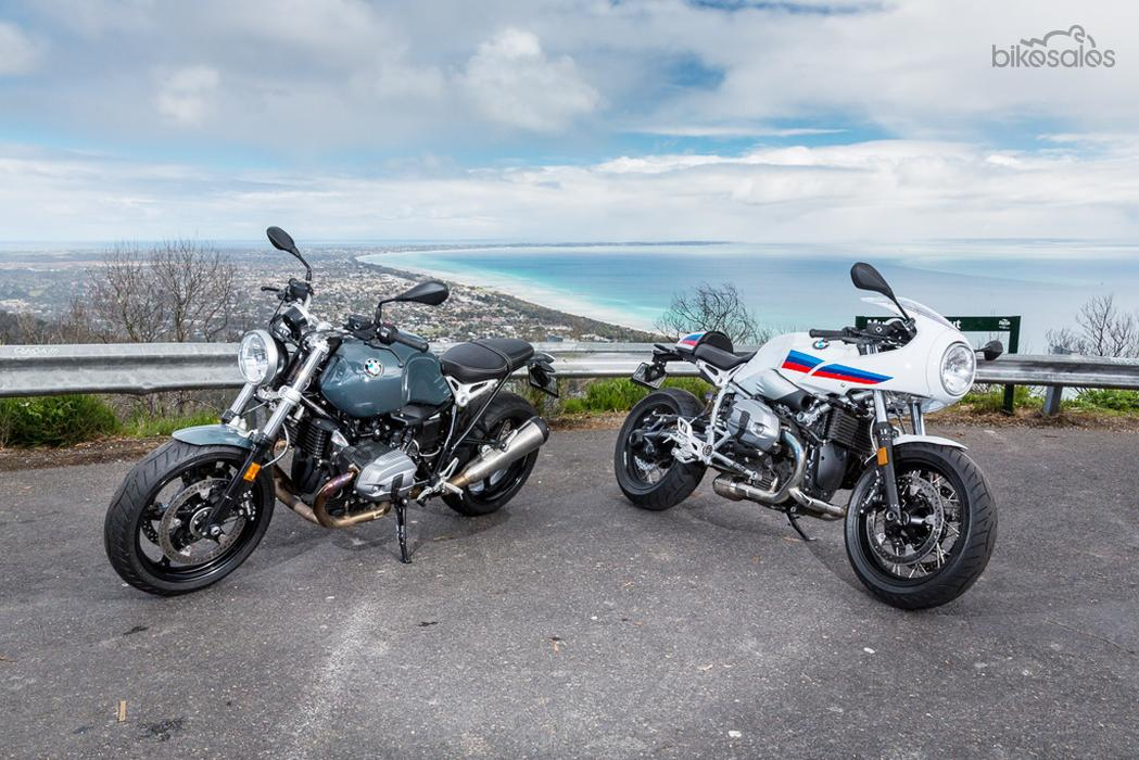 2017 BMW R nineT Pure/Racer review